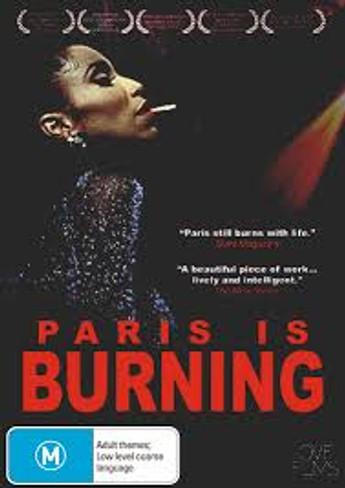 Paris Is Burning DVD