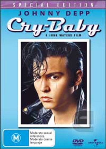 Cry-Baby DVD