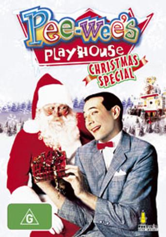 Pee-Wee's Playhouse Christmas DVD