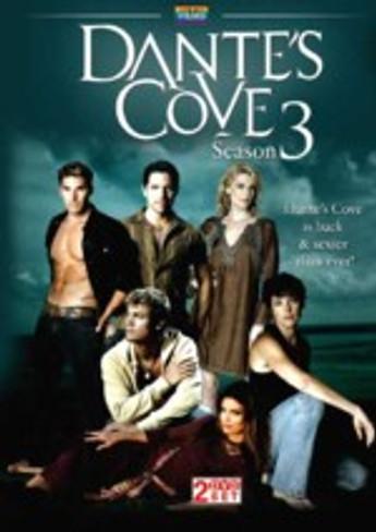 Dante's Cove (Season Three) DVD
