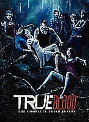 True Blood : The Complete Third Season DVD
