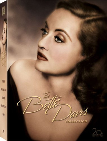 The Bette Davis 5 Movie Collection DVD Set (All About Eve/ Hush... Hush Sweet Charlotte/ The Anniversary/ The Nanny/ The Virgin Queen)