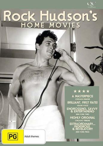 Rock Hudson's Home Movies DVD