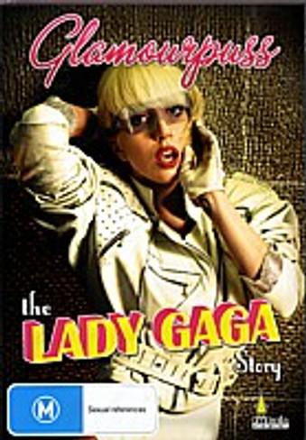 Glamourpuss : The Lady Gaga Story DVD