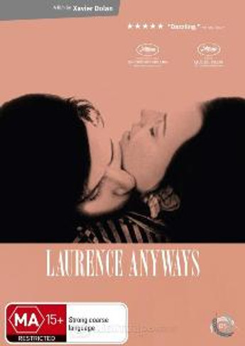 Laurence Anyways DVD
