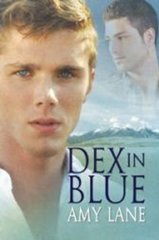 Dex in Blue (Johnnies Series Book 2)