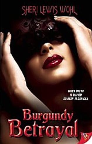 Burgundy Betrayal (Spiritus Chronicles Series Book 2)