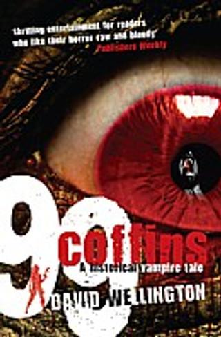 99 Coffins (Laura Caxton - Vampire Hunter Book 2)