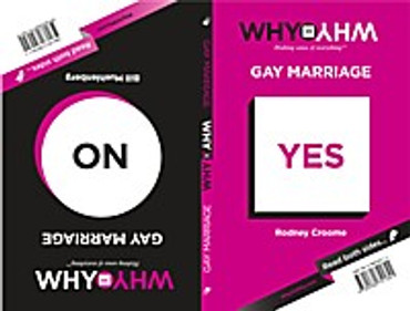 Why vs Why : Gay Marriage
