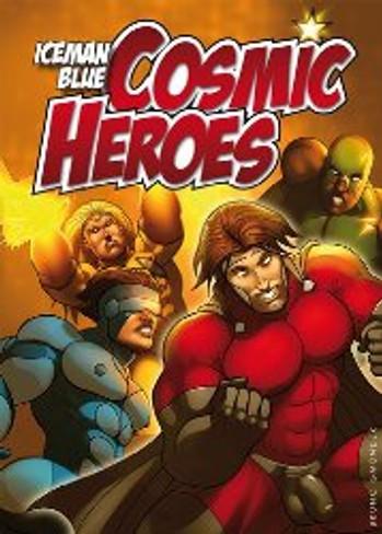 Cosmic Heroes (Erotic Comic Art)