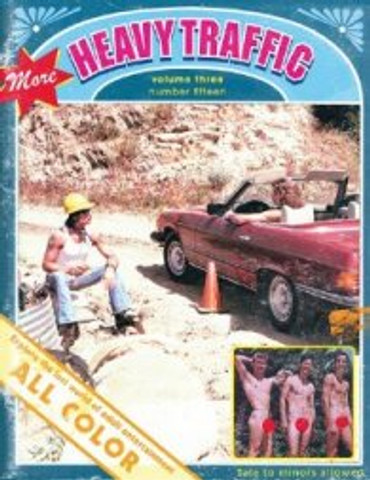 More Heavy Traffic : More Vintage Porn Covers