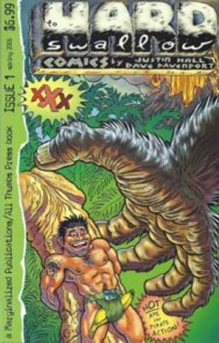 Hard to Swallow Volume 1 (Erotic Comics)