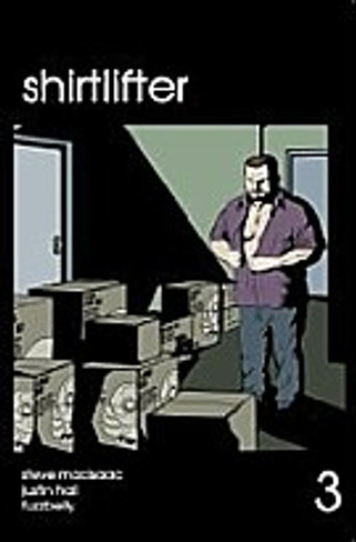 Shirtlifter Volume 3 (Erotic Comic)