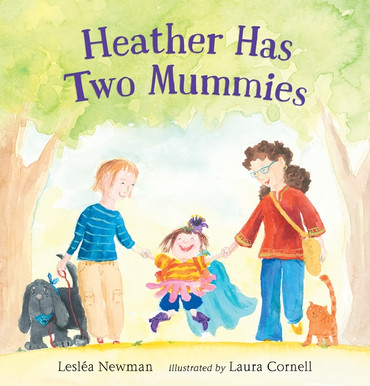 Heather has Two Mummies - Updated 2015 Edition (Hardcover)