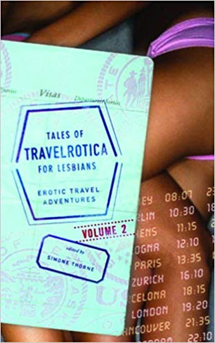 Tales of Travelrotica for Lesbians (Volume 2)