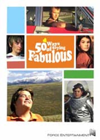 50 Ways of Saying Fabulous DVD