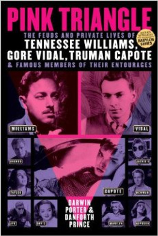 Pink Triangle : The Feuds and Private Lives of Tennessee Williams, Gore Vidal, Truman Capote, and Famous Members of their Entourages