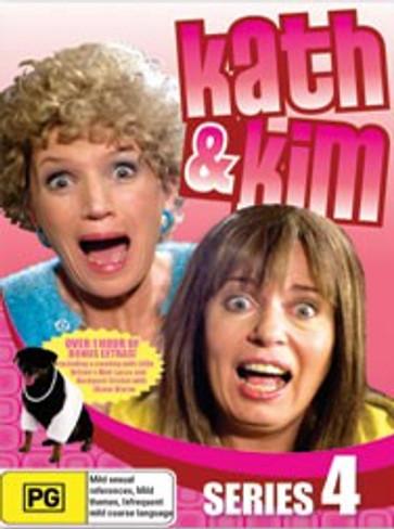 Kath & Kim (Series 4) DVD