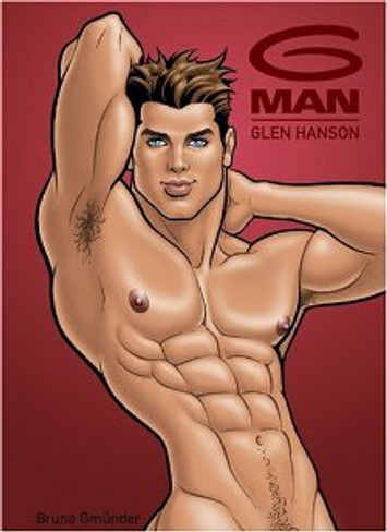 G Man (Erotic Illustrated Art)