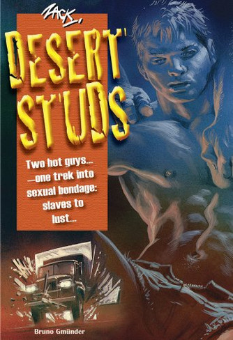 Desert Studs (Erotic Novel with Illustrations)