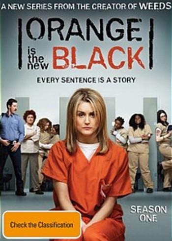 Orange is the New Black (Season One) DVD