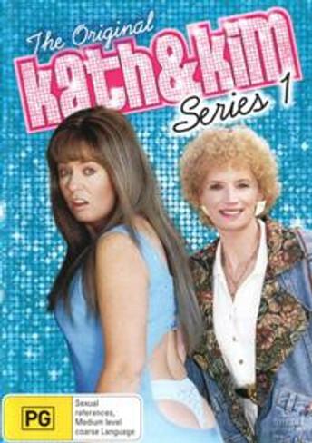 Kath & Kim (Series 1) DVD