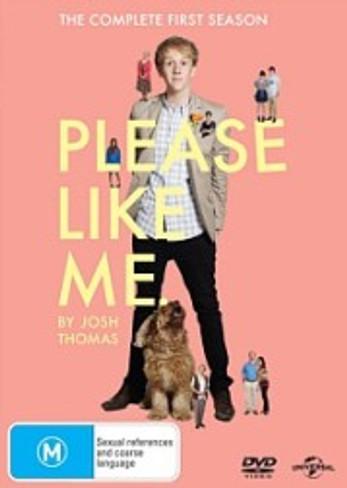 Please Like Me (Season One) DVD