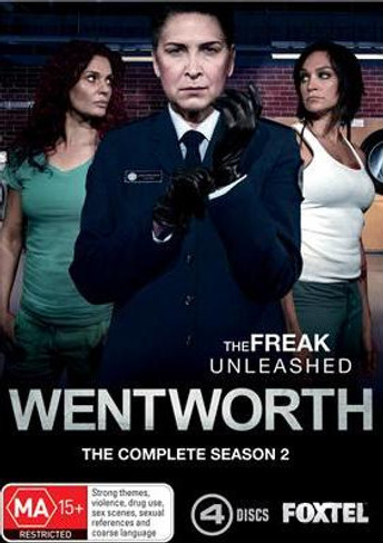 Wentworth : The Complete Season Two DVD