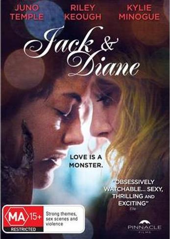 Jack & Diane DVD