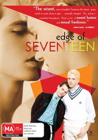 Edge of Seventeen DVD