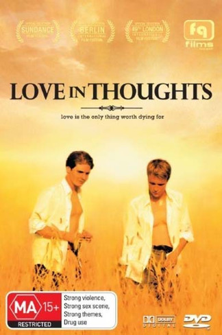 Love in Thoughts DVD