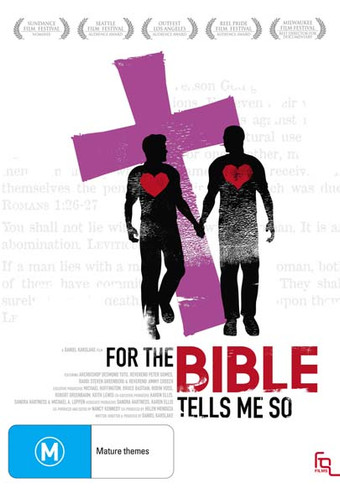 For the Bible Tells Me So DVD