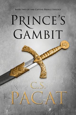 Prince's Gambit (Captive Prince Trilogy Book 2)