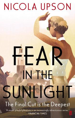 Fear in the Sunlight (Josephine Tey Mystery #4)