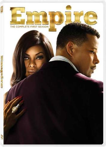 Empire Season 1 DVD