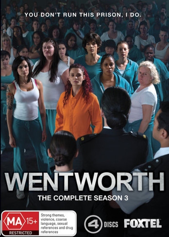 Wentworth : The Complete Season Three DVD