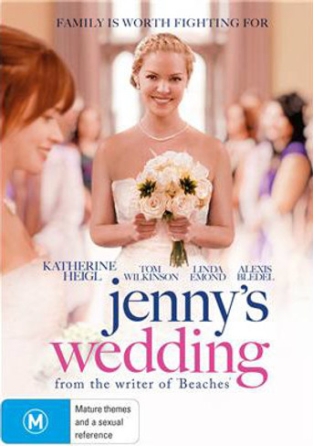Jenny's Wedding DVD