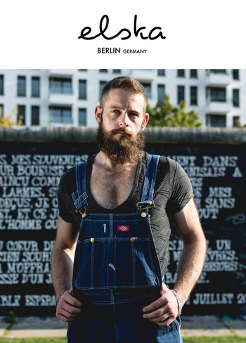 Elska Magazine Issue (02) - Berlin, Germany - REVISED Edition with over 50% new material