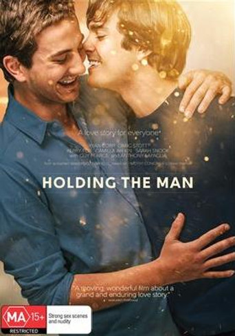 Holding the Man DVD