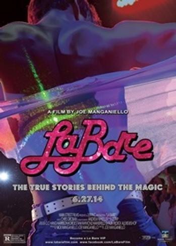La Bare DVD