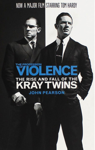 The Profession of Violence (Film Tie-in Edition)
