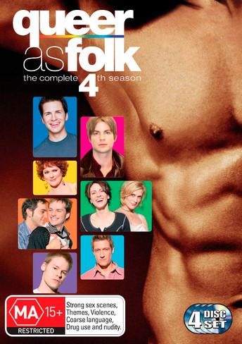 Queer As Folk (US - Season 4) DVD