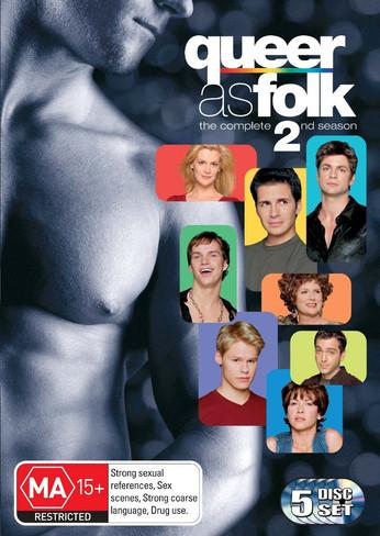 Queer as Folk (US - Season 2) DVD