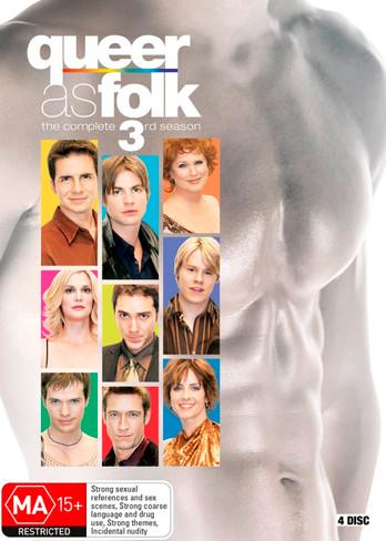 Queer As Folk (US - Season 3) DVD