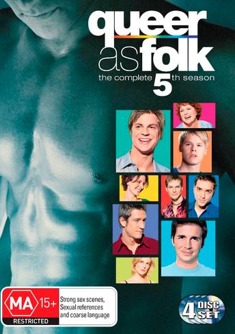 Queer As Folk (US - Season 5) DVD