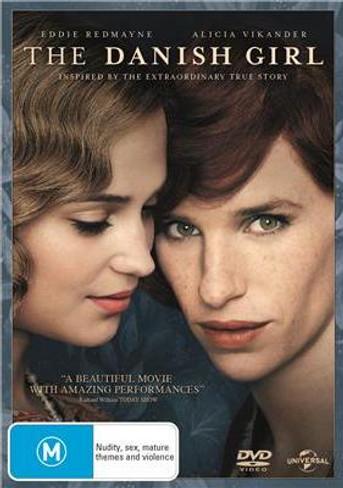 The Danish Girl DVD