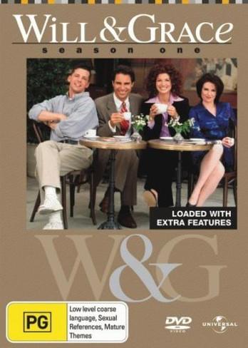 Will & Grace : Season 1 DVD