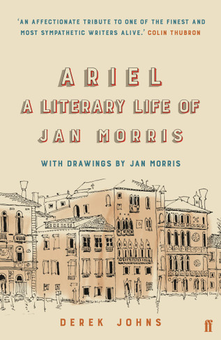 Ariel : A Literary Life of Jan Morris