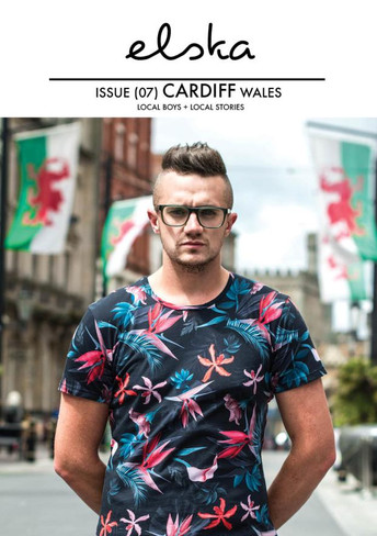 Elska Magazine Issue (07) - Cardiff, Wales