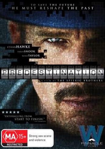 Predestination DVD